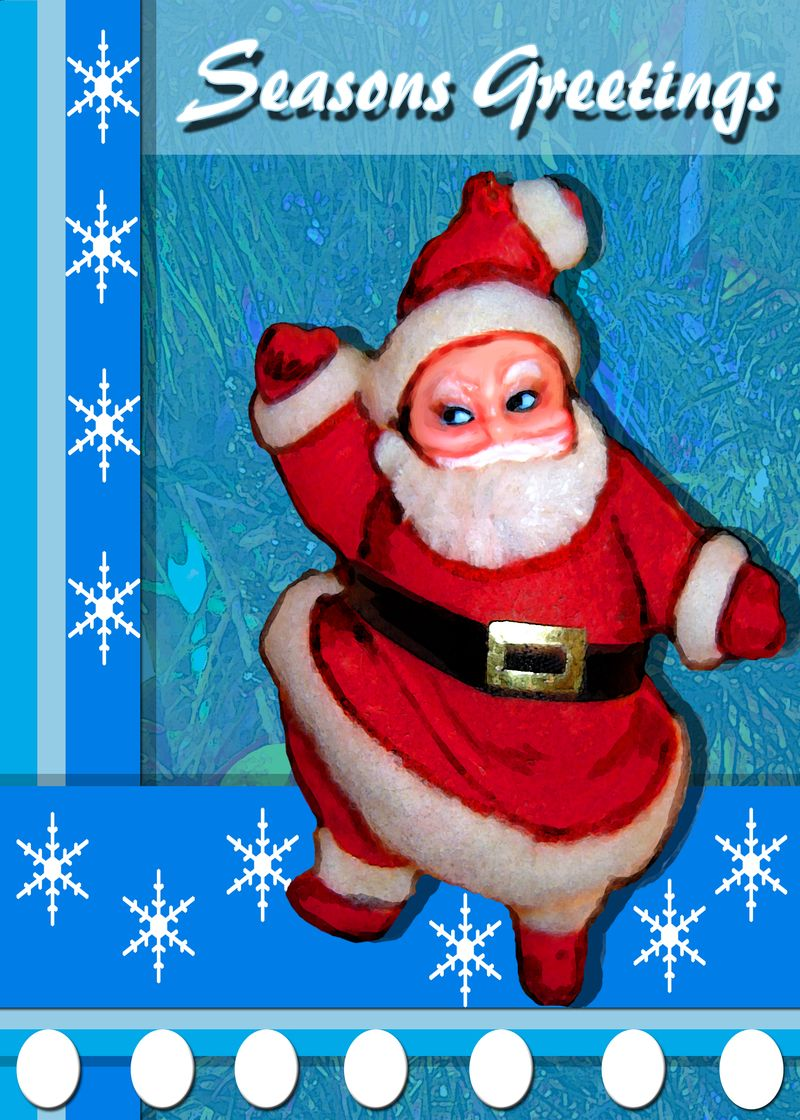 Old-style-Santa